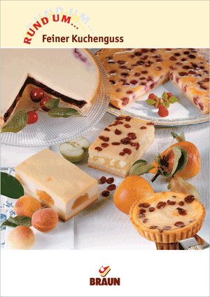 Feiner Kuchenguss | Auflagen | Füllungen & Auflagen
