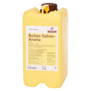 Butter-Sahne-Aroma
